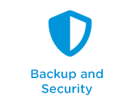 Backup And Security